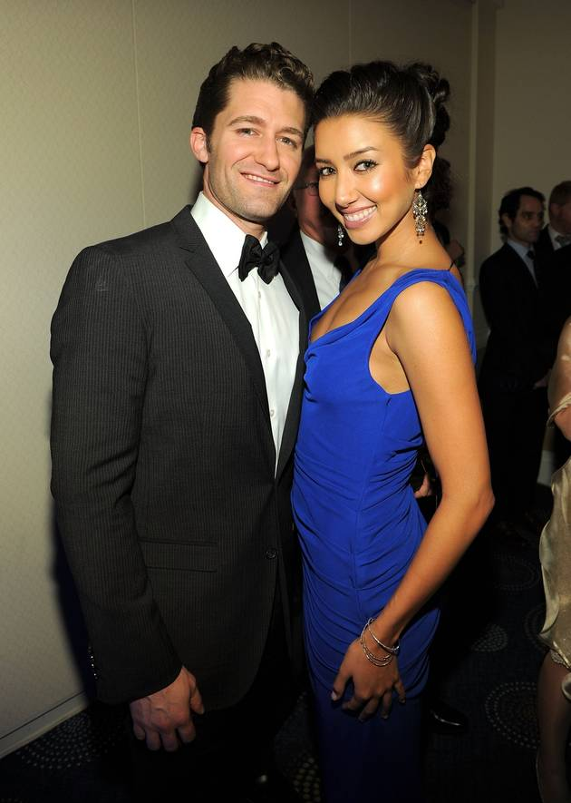 Matthew Morrison Is Engaged! Glee Star Proposes to Renee Puente