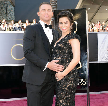 """Channing Tatum Admits to """"Crying Fit"""" While Watching Wife Give Birth!"""