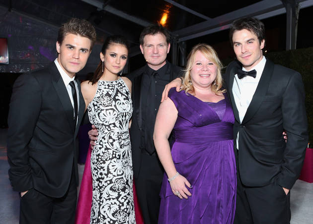 Vampire Diaries' Nina Dobrev's New Neighbor: Julie Plec!