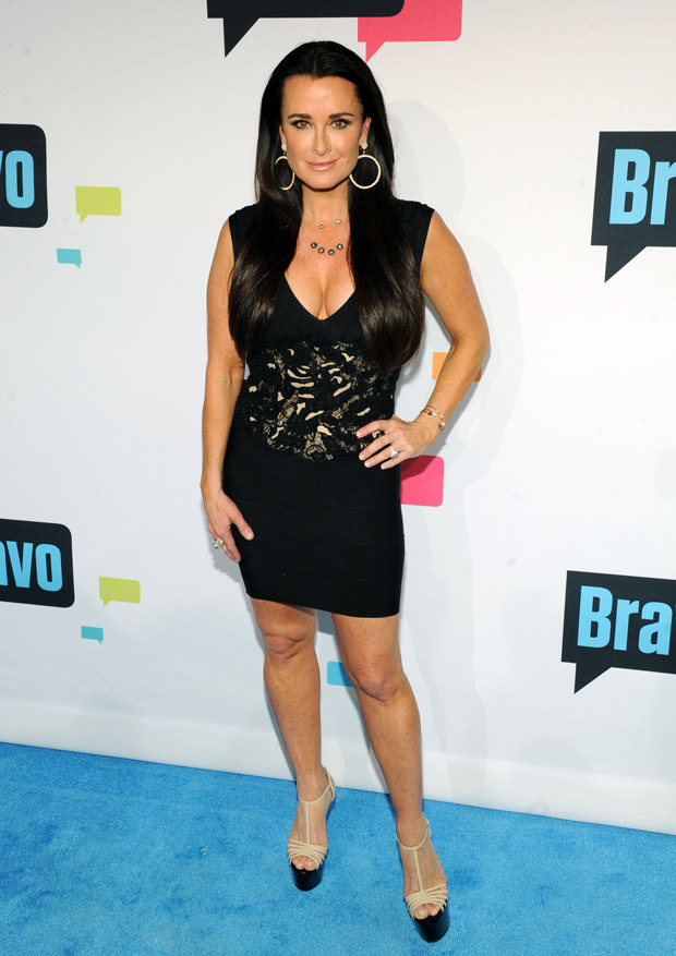 """Kyle Richards on Real Housewives' """"Interesting"""" New Cast Members  — Exclusive"""