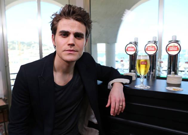 Paul Wesley: It's Very Boring Behind the Scenes of The Vampire Diaries