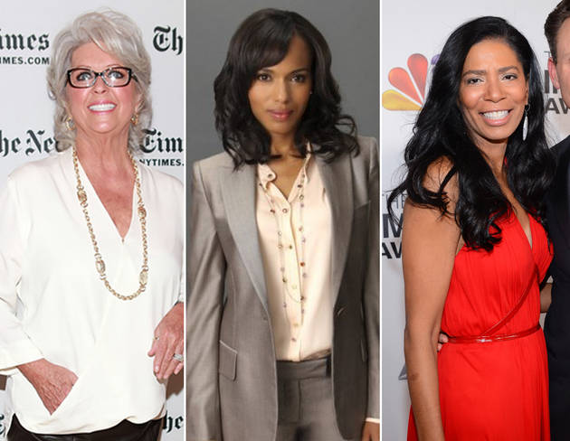 "Paula Deen Hires Olivia Pope's Real-Life Scandal Inspiration, ""Fixer"" Judy Smith!"