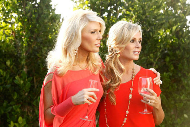 Tamra Barney's Wedding: Tamra Denies Inviting Gretchen Last-Minute