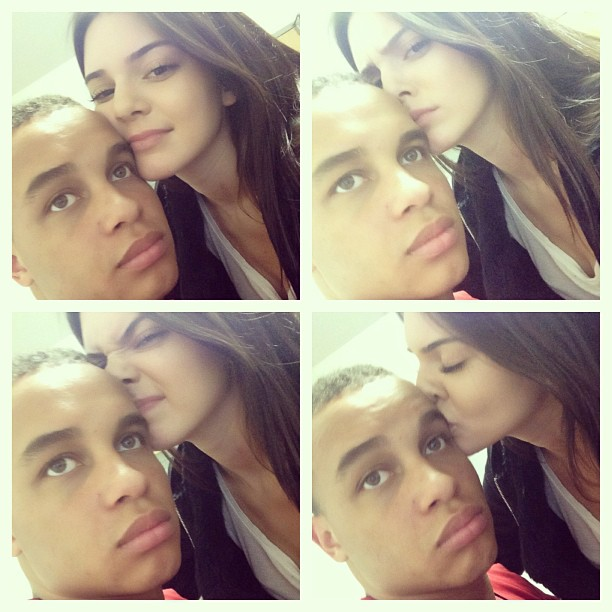 Kendall Jenner Pokes Fun at Rumored Boyfriend, Julian Brooks!