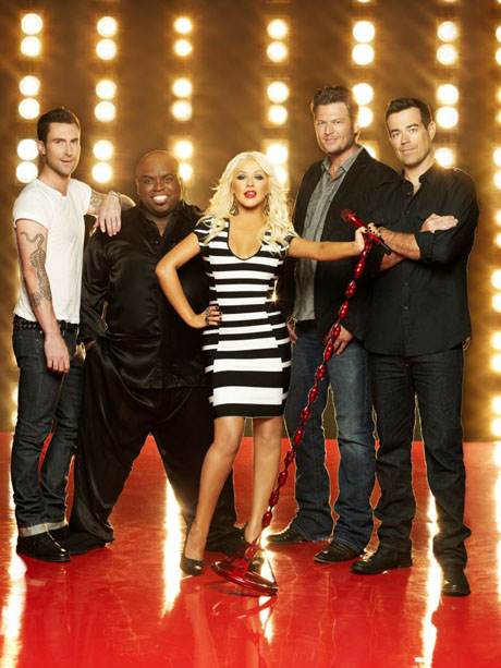 Who Are The Voice's Fall 2013 Coaches?