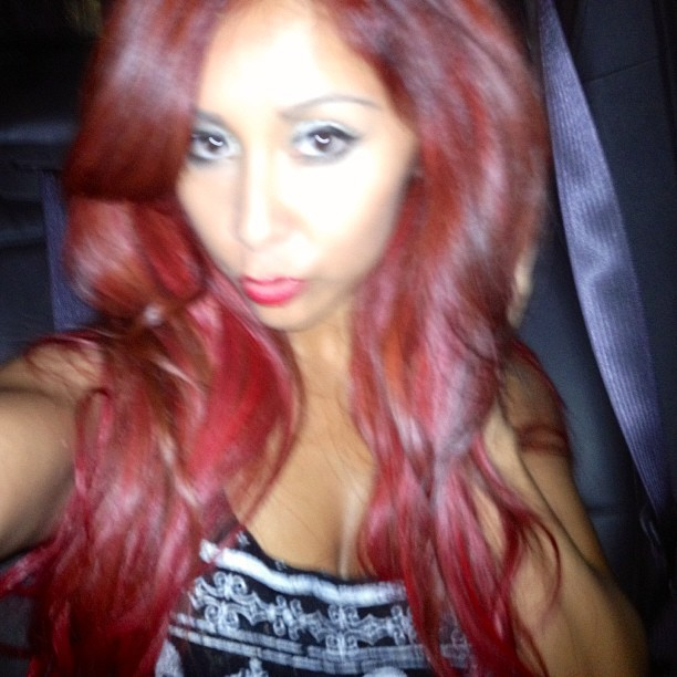 Snooki Gets Seductive and Sexy in New Photoshoot! (PHOTO)