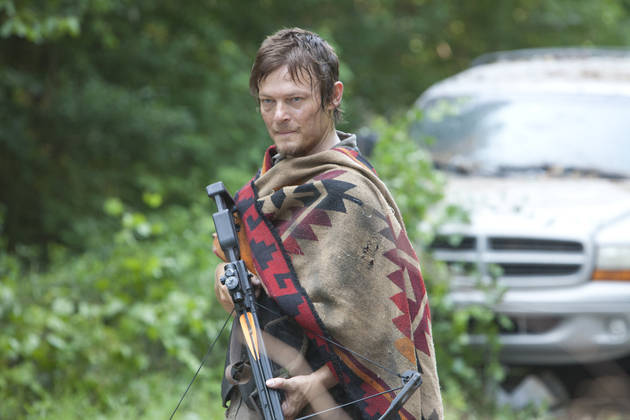 """The Walking Dead Season 4 Has """"Best Scripts So Far"""" With """"Terrifying"""" Zombies, Says Norman Reedus"""