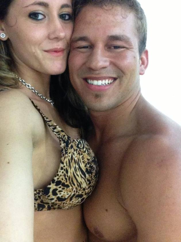 Jenelle Evans Posts Sexy Shirtless Pics With Her New Man! (PHOTOS)