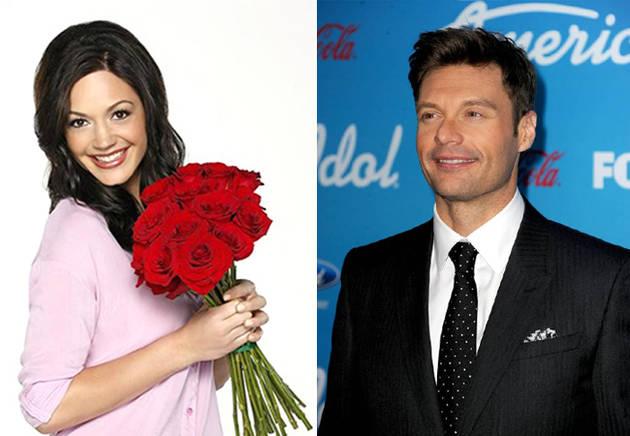 Ryan Seacrest Gets Bachelorette Desiree Hartsock to Spill Her Guts