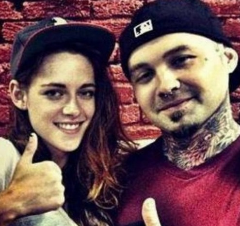 Kristen Stewart Gets New Tattoo — See It! (PHOTO)