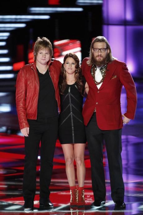 Terry McDermott and Nicholas David Return to The Voice on June 11, 2013