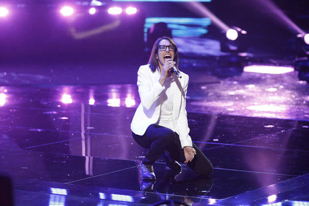 "Michelle Chamuel Sings ""Time After Time"" on The Voice 2013 Live Shows, June 10 (VIDEO)"