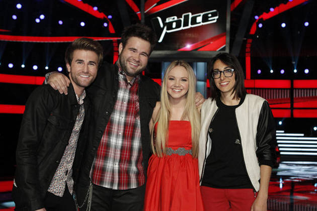 Who Got Voted Off The Voice on June 18, 2013?