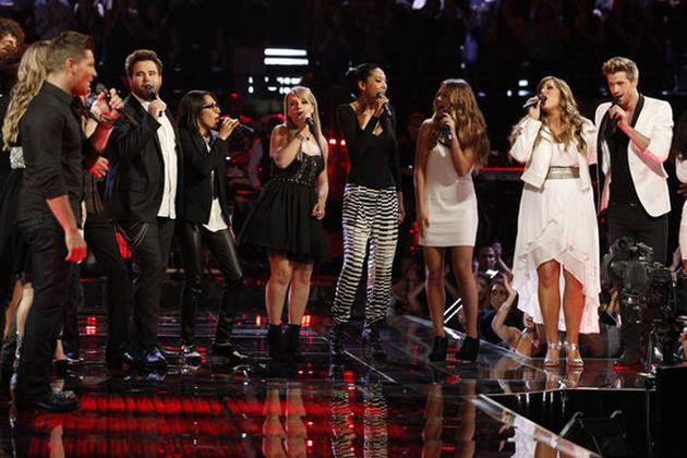 The Voice 2013: Music List From the Season 4 Finals — June 17, 2013