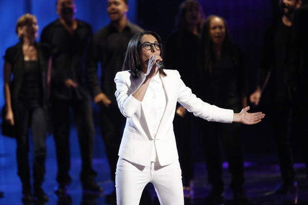 Michelle Chamuel Thanks Her Fans Following The Voice Season 4 Results