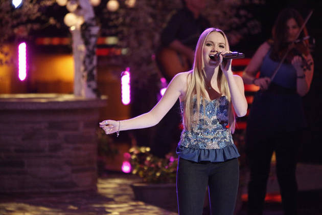 Danielle Bradbery's Top 3 Best Performances From The Voice 2013 (VIDEOS)