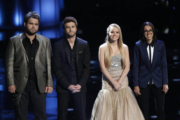 The Voice 2013: Season 4 Finalists Release Compilation CDs