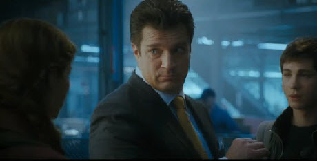 Nathan Fillion Transforms in New Percy Jackson Trailer (VIDEO)