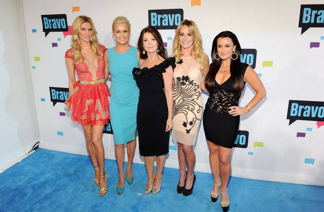 Real Housewives of Beverly Hills Cast Won't Even Ride In Same Car Together – Exclusive!