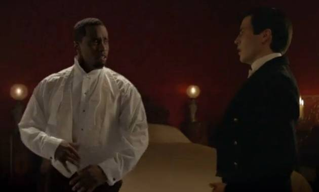 "Watch: Diddy's Downton Abbey Season 4 ""Sneak Peek"" Video!"