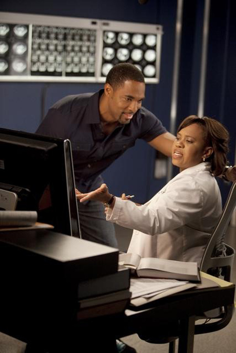 Grey's Anatomy Season 10: Will Webber Survive? Jason George Says… — Exclusive