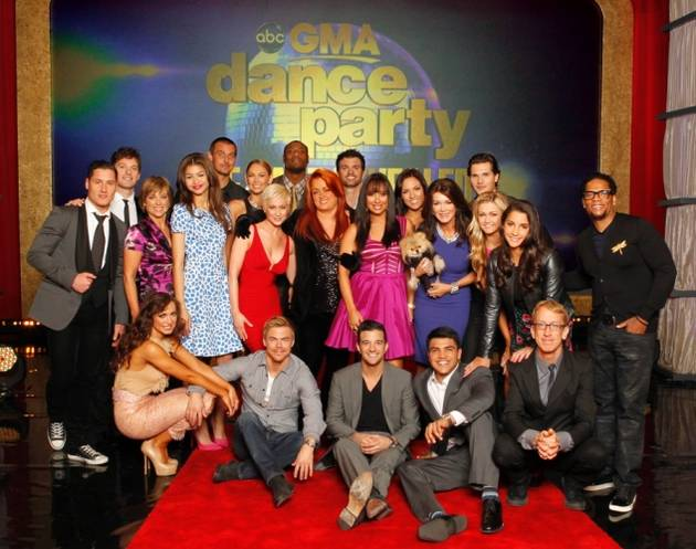 Which Dancing With the Stars Pros Had an Adorable Reunion? (PHOTO)
