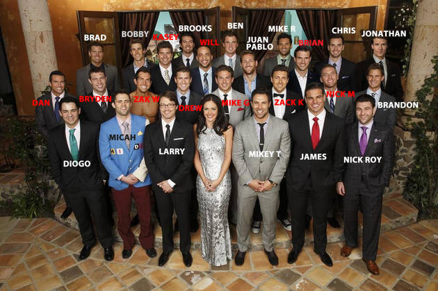 Bachelorette 2013 Spoilers: Who Goes Home in Season 9, Episode 3?