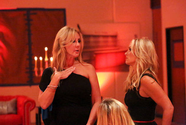 Why Tamra Barney Asked Vicki Gunvalson to be Her Bridesmaid – Exclusive!