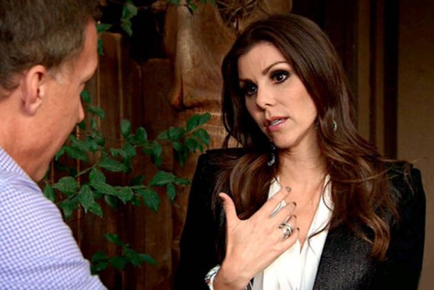 "Heather Dubrow: It Was ""Absolutely Uncool"" to Get Ditched in Mexico"