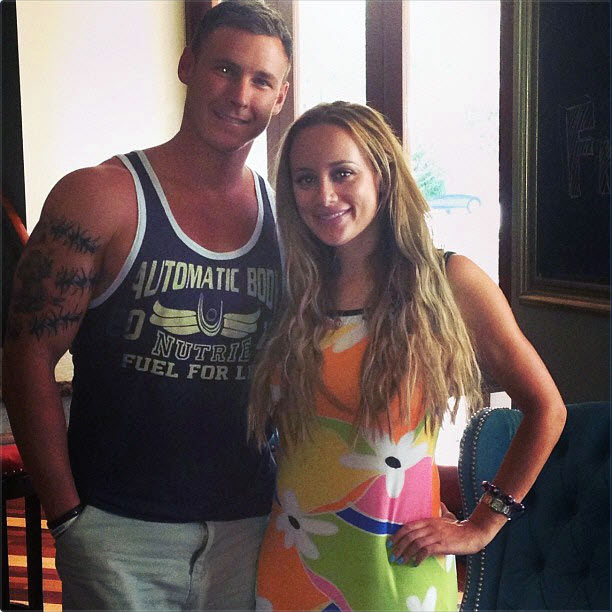 Kasey Kahl and Erica Rose Meet Up — Are The Exes Reuniting?
