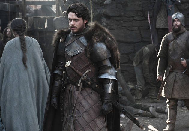 Game of Thrones Season 3 Shocker: Robb Stark Dies!
