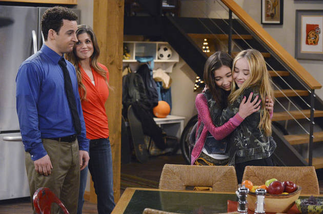 Girl Meets World: Adorable First-Look Photos!