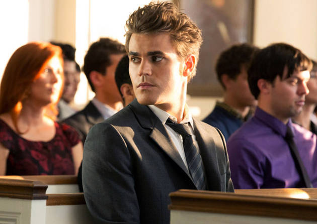 Did Vampire Diaries Steal Stefan's Water Burial From Angel?