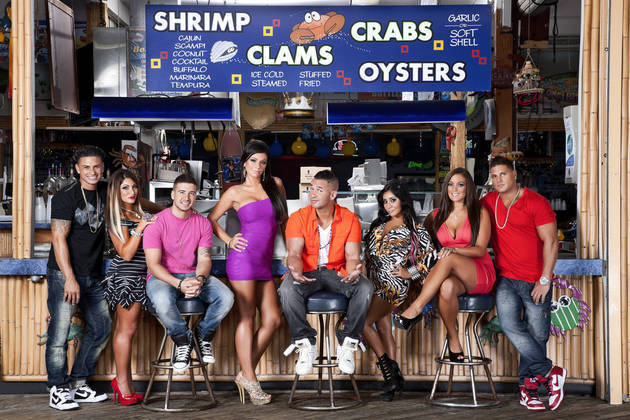 Which Jersey Shore Star Had a Sushi Roll Named After Him?! (PHOTO)