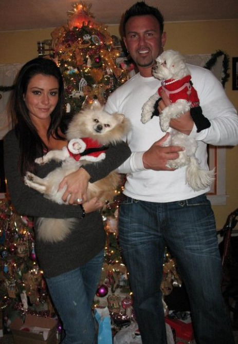 JWOWW Made Her Dog Look Like WHAT?! WTF Alert! (PHOTO)