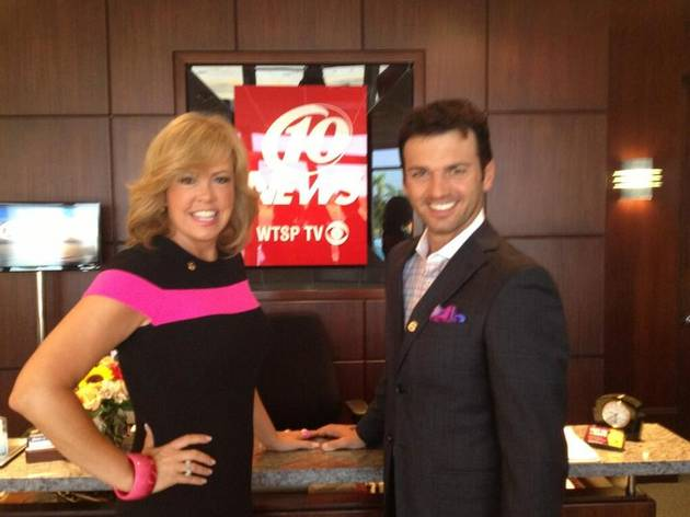 Dancing With the Stars' Tony Dovolani and So You Think You Can Dance's Mary Murphy Collaborate (PHOTO)