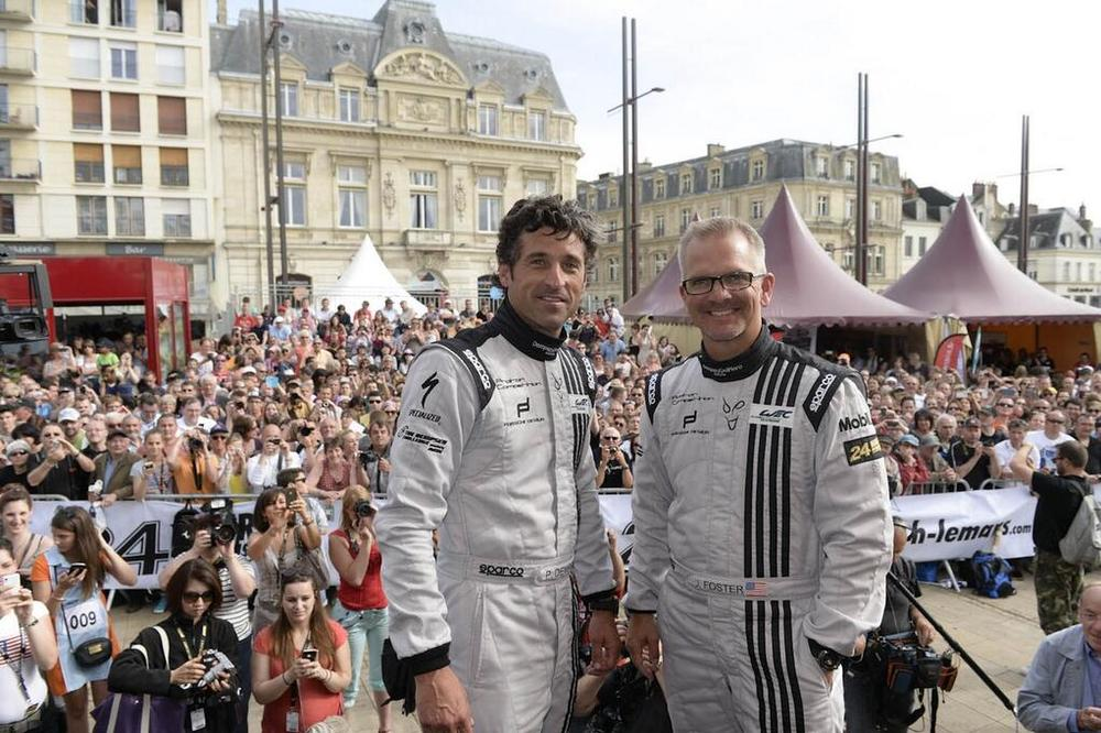 Patrick Dempsey's Reality TV Miniseries: Racing Le Mans Premieres in August