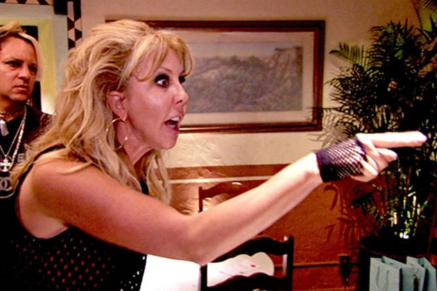 Vicki Gunvalson and Gretchen Rossi Explain Why They Fight So Much