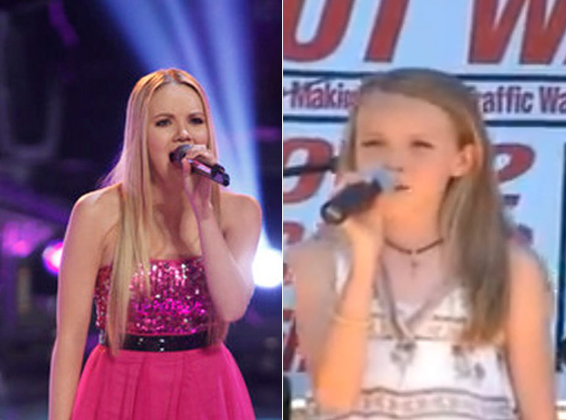 Watch Danielle Bradbery Sing Live at Age 12! The Voice Winner's First Performance (VIDEO)