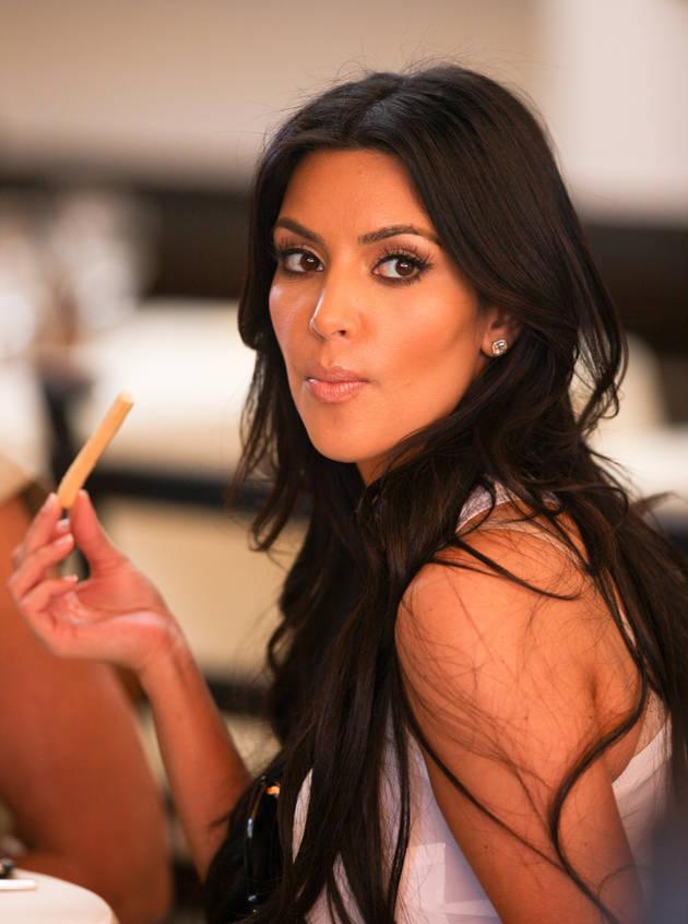 Pregnant Kim Kardashian Alone? A Friend Weighs In — Exclusive
