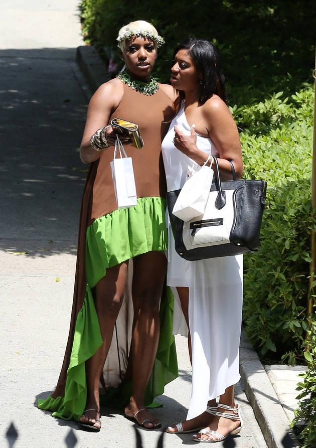 NeNe Leakes' Kardashian Baby Shower Look: Hot or Not? (PHOTO)
