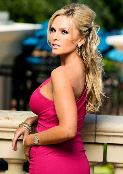 """Tamra Barney: Gretchen Holds Too Many Grudges, Slade """"Drives Me Nuts"""""""