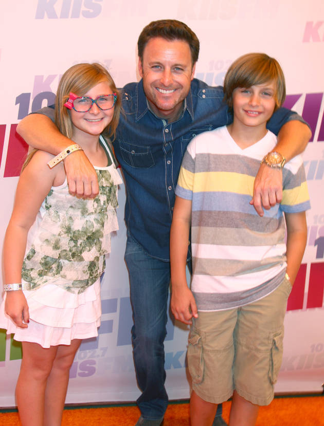 Chris Harrison Talks Dating Post-Divorce: Are His Kids Cool With It?