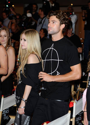 "Avril Lavigne's Wedding: Ex Brody Jenner Says ""I Hope It Lasts"""