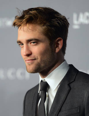 Fifty Shades of Grey Casting: Rob Pattinson Discusses Role With Author