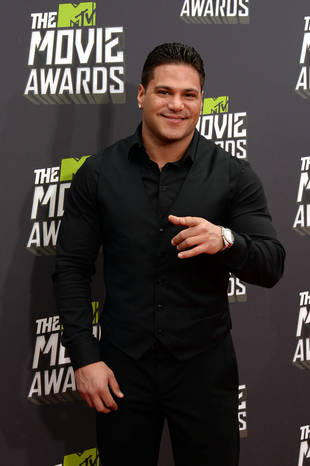 Ronnie Magro's New Tattoo Revealed! He Says It Means…(PHOTO)
