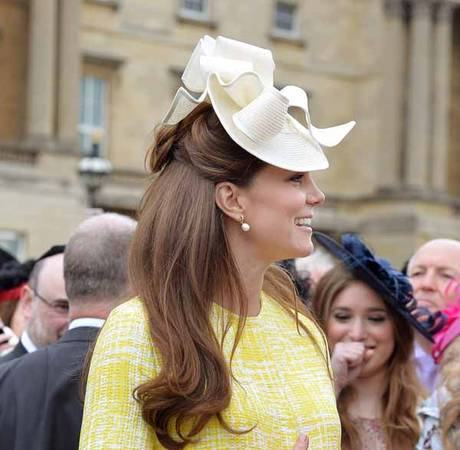 Pregnant Kate Middleton, Press, and Hospital All Ready for Royal Baby