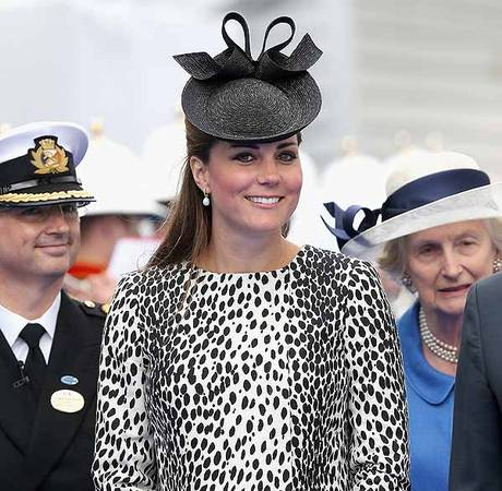 Pregnant Kate Middleton's Dramatic Plans for Her Baby Announcement