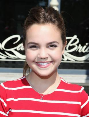 Bailee Madison on Returning to Once Upon a Time and New Show Trophy Wife — Exclusive
