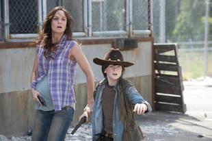 The Walking Dead Season 4: Carl Becomes a Full-On Sociopath